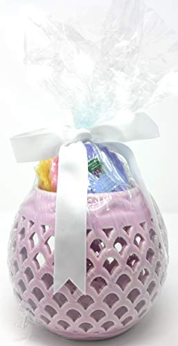 Yankee Candle Lace Basket Wax Melts Warmer Gift Set from Yankee Candle