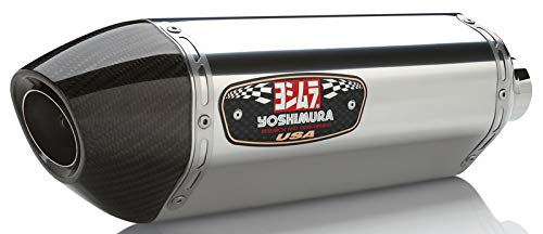 Yoshimura R-77 Full System Exhaust (Race/Stainless Steel/Stainless Steel/Carbon Fiber/Works Finish)