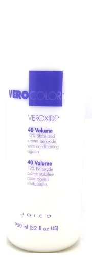 Joico Verocolor Veroxide Developer - 40 Volume / 32 oz