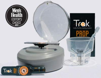 Trak Male Fertility Testing System: 2-Test Kit | Test Sperm Count and Semen Volume at Home | Indicates Results as Low, Moderate, or Optimal for Conception | FSA/HSA Eligible |Accurate as Lab Tests by Trak (Image #8)