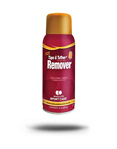 Mueller Tape and Tuffner Remover Spray 10 oz - Each