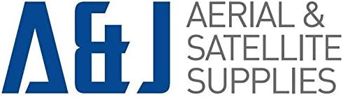 A/&J MK4 Sky Satellite Dish Pole Mount Bracket Clamp Adaptor Mounting Kit Aerials