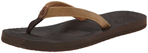 Reef Women's Zen Love Sandal,Brown Tobacco,8 M US by Reef