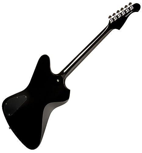 Washburn ps12b Paul Stanley Kiss negro Starfire guitarra eléctrica con una funda: Amazon.es: Instrumentos musicales