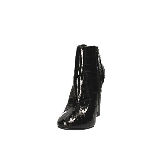 Black Guess Boots PAC09 Women Ankle FLLN23 p7r1ga7zX