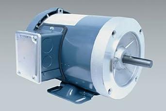 Marathon g581 56c frame general purpose motor 3 phase for Marathon inverter duty motor