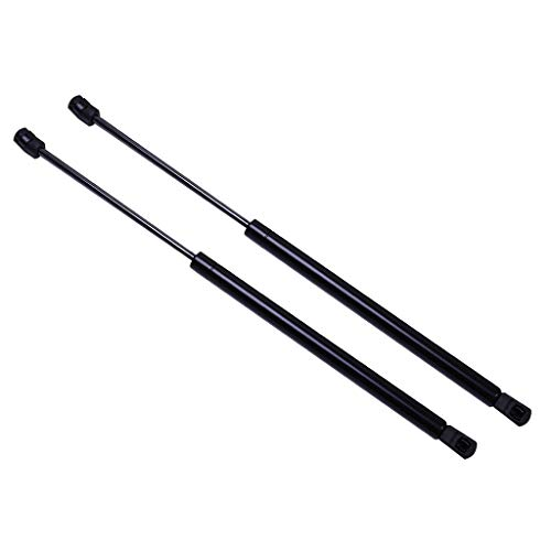 (YunZyun Tailgate Gas Support Struts Lift Spring Hatchback Trunk Gas Support Struts Lift Spring 2001-2006 41626801258 Compatible for BMW Mini One/Cooper R50 R53 Hatchback 2001-2006 (Tailgate) (Black))