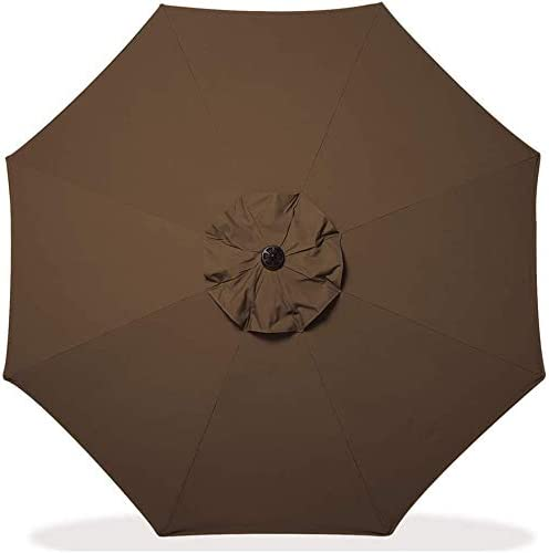 Shadeprotection Sunbrella Fabric Umbrella Replacement Canopy Only