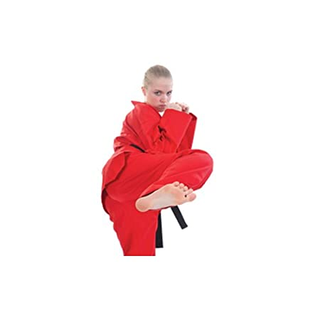 Tiger Claw Lightweight Poly/Cotton Taekwondo V-Neck Uniform