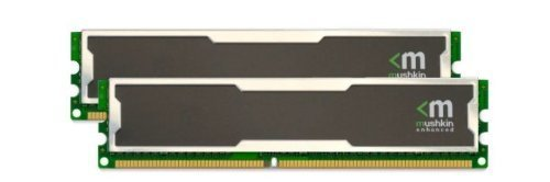 Mushkin 996758 DDR2 UDIMM (2x1GB) 2GB PC2-6400 5-5-5-18 Stiletto 1.8V