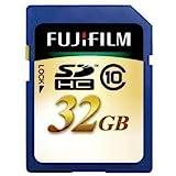 富士フイルム SDHC-032G-C10 SDHCカード 32GB Class10