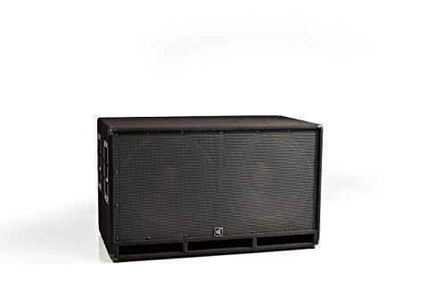Carvin Audio 2000W Dual 18 Inch Subwoofer - LS1802 - Dual 18 Subwoofer