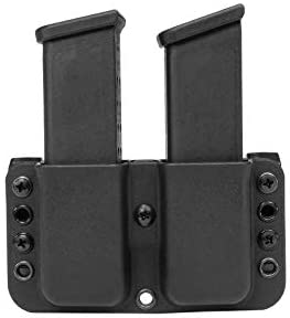 Blade-Tech Total Eclipse Double Mag Pouch for Sig 320, Beretta 92/96, Springfield XD 9/40 and More 31t41nv-npL