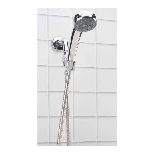 50%OFF Bath Bliss 3-Function Monsoon Shower Head and Mounting Bracket