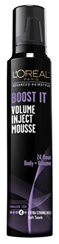 Loreal Boost Inject Mousse 8 3oz