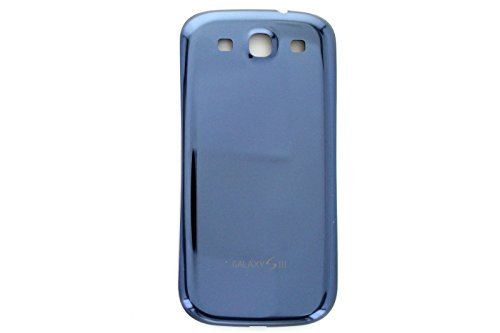 Original Genuine OEM Brand New Samsung Galaxy S3 S 3 4G i9300 Rear Back Battery Door Cover - PEBBLE BLUE For International Model(s) (Cell Phone Samsung S3 I9300)