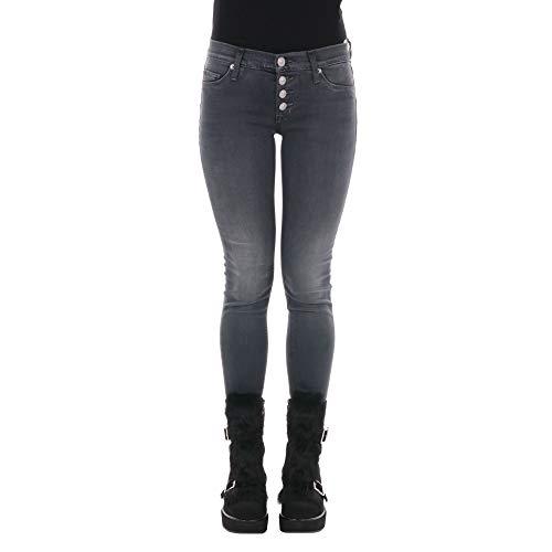 Hudson Jeans Mujer Algodon W4069dfpdrks Gris qFHwfSAv