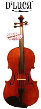 D'Luca PDZ02-16.5 16.5-Inch Orchestral Series Viola Outfit by D'Luca