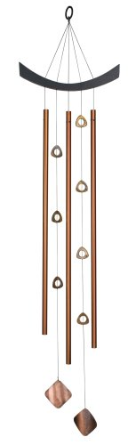 Woodstock Tiger's Eye Chi Energy Chime- Eastern Energies ()