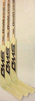 New 3 Pack Sherwood 5030 hockey goalie stick 24 left LH