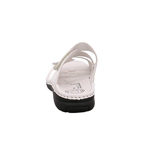 Waldläufer Blanc Femmes Sandales 204501186150 Gunna wwa1qPg