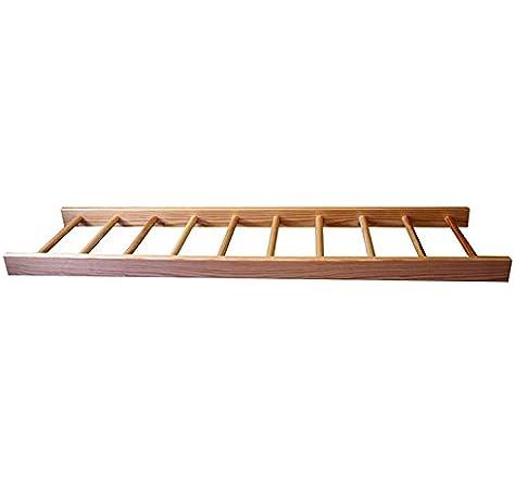Softee - Escalera Horizontal Madera Metro Lineal: Amazon.es: Bricolaje y herramientas