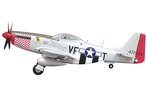 P-51 Mustang 1100mm PNP with Retracts Arrows Hobby RC Scale Fighter Plane WW2