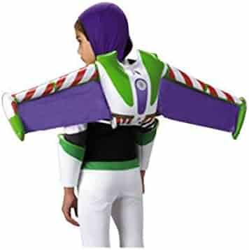 Buzz Lightyear Jet Pack,One Size Child