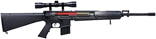 DPMS Nitro Piston Powered .177 Air Rifle with 4 x 32 Scope ()