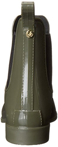 Sam Edelman Womens Tinsley Rain Boot Moss Green/Black Hy2Ax