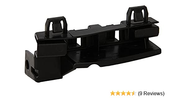 OE Replacement Ford Explorer Front Passenger Side Bumper Bracket Unknown Partslink Number FO1067170