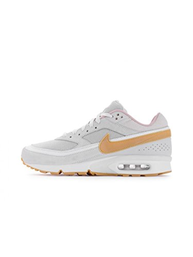 low price fee shipping for sale clearance countdown package NIKE Air Max BW Premium 819523-002 Phantom / Gum Yellow / Light Bone in China sale online factory outlet cheap price F0QIHHY