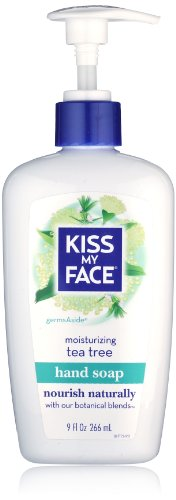 Kiss My Face Hand Soap - 9