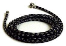 [해외]DeVilbiss (DGR124) 빠른 차단 기능이있는 10 '꼰 나일론 에어 호스/DeVilbiss (DGR124) 10` Braided Nylon Air Hose with Quick Disconnect