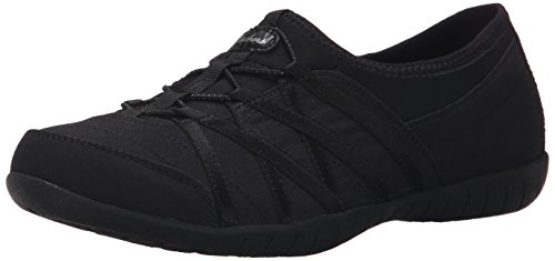 Skechers Sport Donna Moda Sneaker Nero