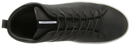 Soft Shadow ECCO Collo Sneaker 8 Donna Ladies Alto Grigio Dark a OnUvxnw