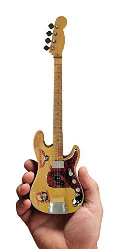 Billy Sheehan The Wife Fender Precision Mini Bass - Officially Licensed