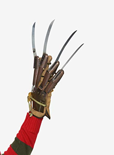 (Hot Topic A Nightmare On Elm Street Freddy's Glove Prop)