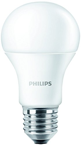 Philips Lampadina LED, Attacco E27, 11W equivalente a 75W, 230V