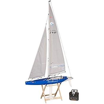 Amazon com: DragonForce 65 v6 Racing Sailboat 2 4GHz Ready