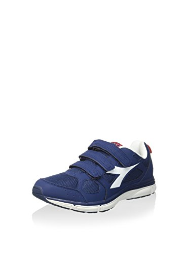 Diadora Zapatillas Jazzy 5 V Azul / Blanco EU 41 (7.5 UK)