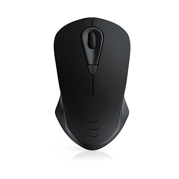 CSL - Bluetooth Mouse Wireless Notebook Mouse - Connettività elevata - Massima precisione - Risposta - Risparmio… 3 spesavip