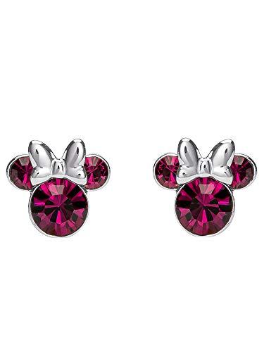 Disney Minnie Mouse Birthstone Jewelry,...