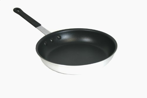 Paderno World Cuisine 8-Inch Non-stick Natural Aluminum Frying Pan