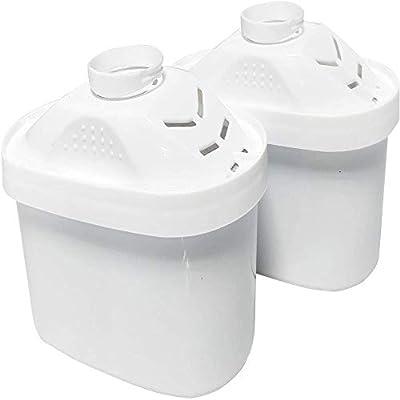 HEDDK Cartuchos De Repuesto para Filtros De Agua Domésticos De 2 ...