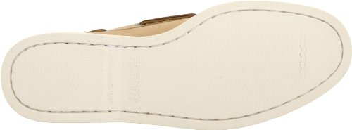 Sperry Top Sider A/O 2-Eye Uomo US 7.5 Beige Scarpa da Barca UK 6.5