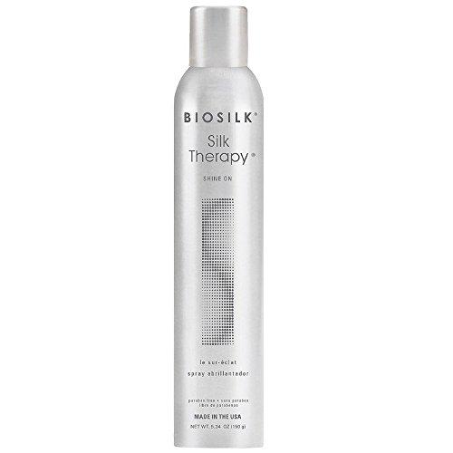 Biosilk Finishing Spray - Biosilk Shine On, 5.34 oz