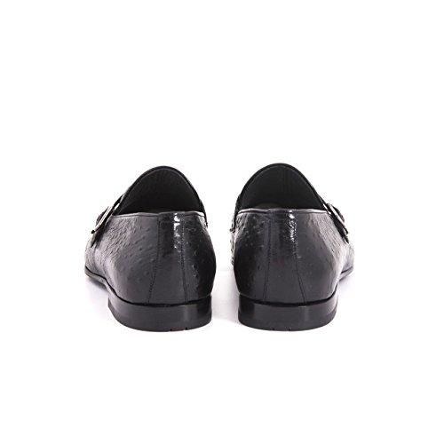 Herren Schuh Oxford Echtleder Premium Slipper Elegant Slip On Loafer Schlüpfer Halbschuh, Lederschuh Sommerlich Business Sommerschuh