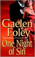 book cover of One Night of Sin