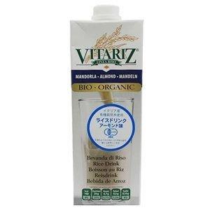バーゲンで サラダボウル 有機JAS認定 サラダボウル 有機栽培米使用 ライスドリンク(ライスミルク) VITARIZ (ビタリッツ) 有機JAS認定 (ビタリッツ) アーモンド味 1000ml×20本 B079FNGH8V, アリゼ:21dfbe5d --- svecha37.ru